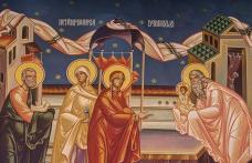 Sărbătoare mare pe 2 februarie! Întâmpinarea Domnului. Semnificații și obiceiuri pentru spor și sănătate