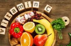 Efecte benefice oferite de vitamina C pentru organism