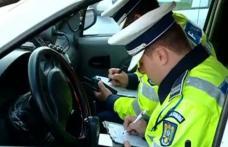 Acțiuni de amploare efectuate de polițiști. Zeci de șoferi sancționați pentru viteză și centură