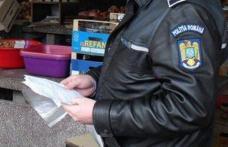 Bunuri contrafăcute confiscate de polițiști