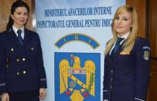 Polițiștii Inspectoratului General pentru Imigrări își pregătesc viitorii colegi