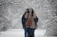 Vesti proaste de la meteorologi.  Vine gerul din nou în România – 13 grade și viscol!