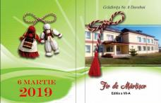"""Grădinița Nr. 8 Dorohoi vă invită la ediția a VII-a a Festivalului-Concurs """"Fir de mărțișor"""""""