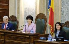 """Doina Federovici:""""Am votat pentru 2019 un buget al investițiilor pentru comunitățile locale, infrastructură, sănătate, educație și creșteri de venitur"""