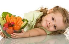 Câte alimente trebuie să consume un copil