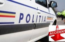 Botoșănean cercetat de poliţişti după ce a provocat un accident şi a părăsit locul faptei!