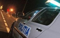 O tânără din Pomîrla s-a urcat beată la volan și a fost găsită de polițiști cu mașina într-un şanţ