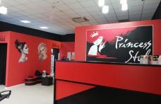 Princess Style Botoșani – Salon de lux la Uvertura Mall! Servicii de calitate cu aparatură profesională - FOTO