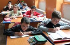 Evaluarea elevilor de liceu şi gimnaziu începe luni