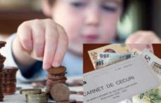 Alocațiile copiilor, majorate oficial! Din ce lună se primesc banii