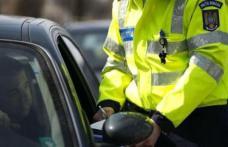 Oprit de polițiști pentru  viteză, s-a ales cu dosar penal pentru conducere sub influenţa alcoolului