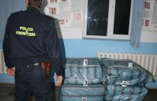 Trei dosare penale pentru trafic de ţigări la granița cu Moldova