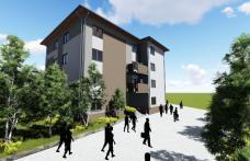 Primăria Dorohoi anunță demararea contractului de proiectare și execuție a 16 locuințe de serviciu