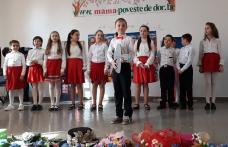 """""""Mama – poveste de dor"""" la Școala Gimnazială """"Gheorghe Coman"""" Brăeşti - FOTO"""