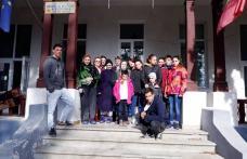 """Proiect educațional """"ÎN DAR UN MĂRȚIȘOR"""" parteneriat Școala Profesională Specială """"Ion Pillat"""" Dorohoi și Unitatea de Asistență Medico-Socială Suharău"""
