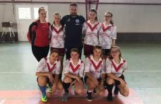 "Rezultat excelent obținut de echipa de fotbal feminin a Colegiului Național ""Grigore Ghica"" Dorohoi - FOTO"