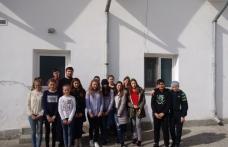 Ziua Femeii la Școala Gimnazială Mihail Sadoveanu Dumbrăvița - FOTO