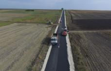 Cele mai mari investiții în infrastructura rutieră a județului Botoșani din ultimii 30 de ani: 152,7 milioane euro pentru 70 de obiective în 61 de loc