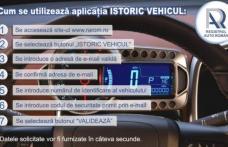 NOU! RAR lansează aplicația prin care afli câți kilometri și ce accidente a avut mașina, înainte să o cumperi