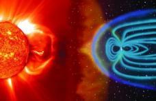Soarele a explodat din nou. Modificarea câmpului magnetic ar putea întrerupe comunicaţiile