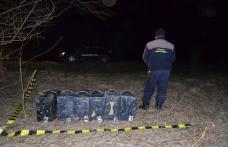 Ţigări de peste 35.000 lei confiscate la frontiera de est - Rădăuţi Prut - FOTO