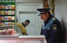 Polițiștii, în control la agenții economici din Mihăileni. S-a lăsat cu amenzi și confiscari pentru comercializarea ilegală a unor mărfuri