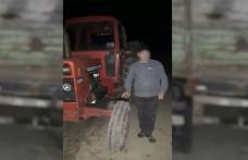 Depistat de Poliţiştii de frontieră dorohoieni, la plimbare cu remorca neînmatriculată