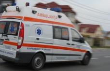 Bărbat din Brăești ajuns la urgențe în stare gravă după ce a căzut dintr-un copac pe un borcan