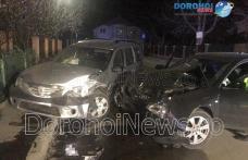 Accident la Dorohoi! Cinci persoane au ajuns la spital după impactul dintre două mașini – FOTO