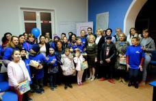 Cadouri speciale oferite de femeile social democrate copiiilor cu autism din Botoșani - FOTO