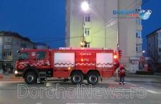 Un scurtcircuit în centrul municipiului Dorohoi a pus autoritățile în alertă - FOTO