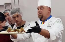 """Instruire și concurs de produse culinare """"Culinariada"""" la Șendriceni cu Chef Radu Zărnescu - FOTO"""