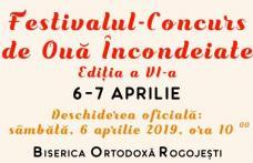 Festival - Concurs  de Ouă Încondeiate ediția a VI-a, la Rogojești