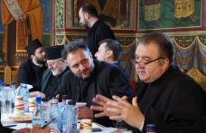Training catehetic pentru preoți din Protopopiatele Dorohoi și Darabani - FOTO