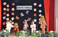 Concurs Judeţean de Interpretare Artistică la Sala Teatrului Dorohoi - FOTO