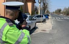 """Săptămâna """"TISPOL SPEED"""" în județul Botoșani: 526 conducători auto amendați pentru viteză, 26 de şoferi au rămas fără permis de conducere"""