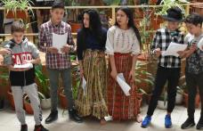 """""""Arta și copiii"""" proiect educațional desfășurat la Școala Ștefan cel Mare din Dorohoi"""