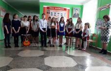 """Schimb de experiență între cadrele didactice de la Școala Gimnazială Nr.1 Hilișeu-Horia și Gimnaziul """"Nicolae Testemițanu"""" din Republica Moldova - FOT"""