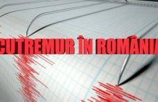 Cutremur de 3,8 grade în România, în urmă cu puţin timp