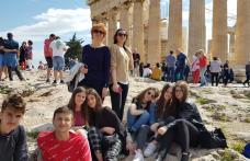 De la Ghica – Dorohoi, la Acropole – Grecia – FOTO