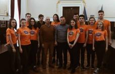 """Echipa de robotică a Liceului """"Regina Maria"""" Dorohoi, mulțumește tuturor sponsorilor pentru susținere - FOTO"""