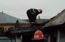 Bucătării de vară distruse în urma unor incendii - FOTO