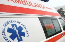Bărbat transferat în stare gravă de la Dorohoi la Iași după ce a căzut din căruță
