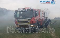 Zeci de pompieri în alertă! Exerciții de amploare în pădurile din Lozna, Hudești și Avrămeni - FOTO
