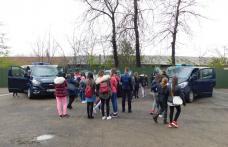 """Școala Altfel"" la Jandarmerie - FOTO"