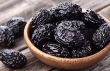 Prunele uscate, o adevărată sursă de energie