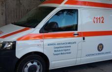 Accident mortal la Dumeni! O femeie a fost izbită de un camion