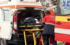 Copil de 13 ani accidentat de o mașină care efectua manevra de mers înapoi