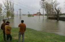 Atenționare hidrologică: COD PORTOCALIU de inundaţii pe râul Prut, pe două sectoare din județul Botoșani