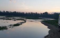 Nivelul râului Prut la intrarea în țară a început să scadă - FOTO
